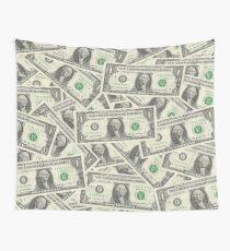 Dollar Bills Wandbehang