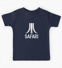 Atari Safari Kids Tee