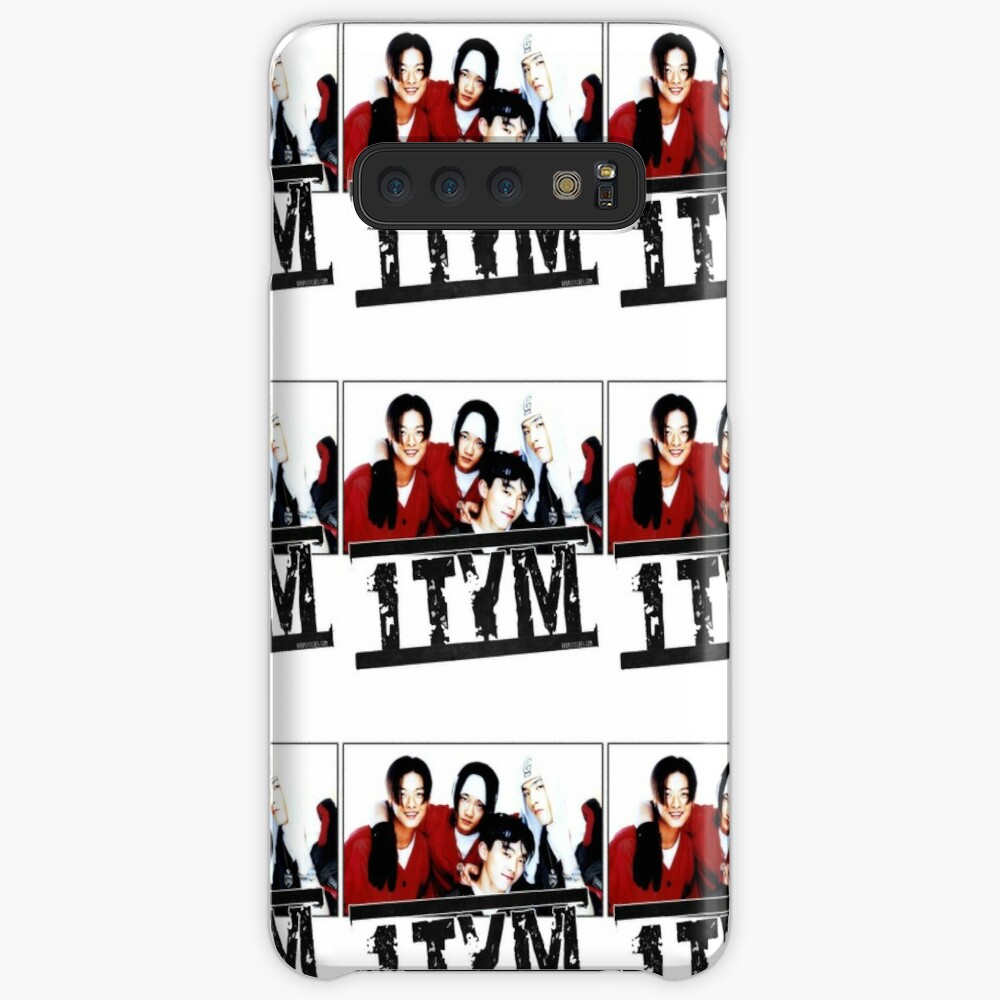 1tym smiles 원타임 90s kpop Case & Skin for Samsung Galaxy