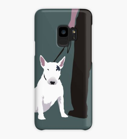 Bull terrier Case/Skin for Samsung Galaxy