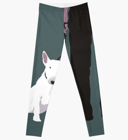 Bull terrier Leggings