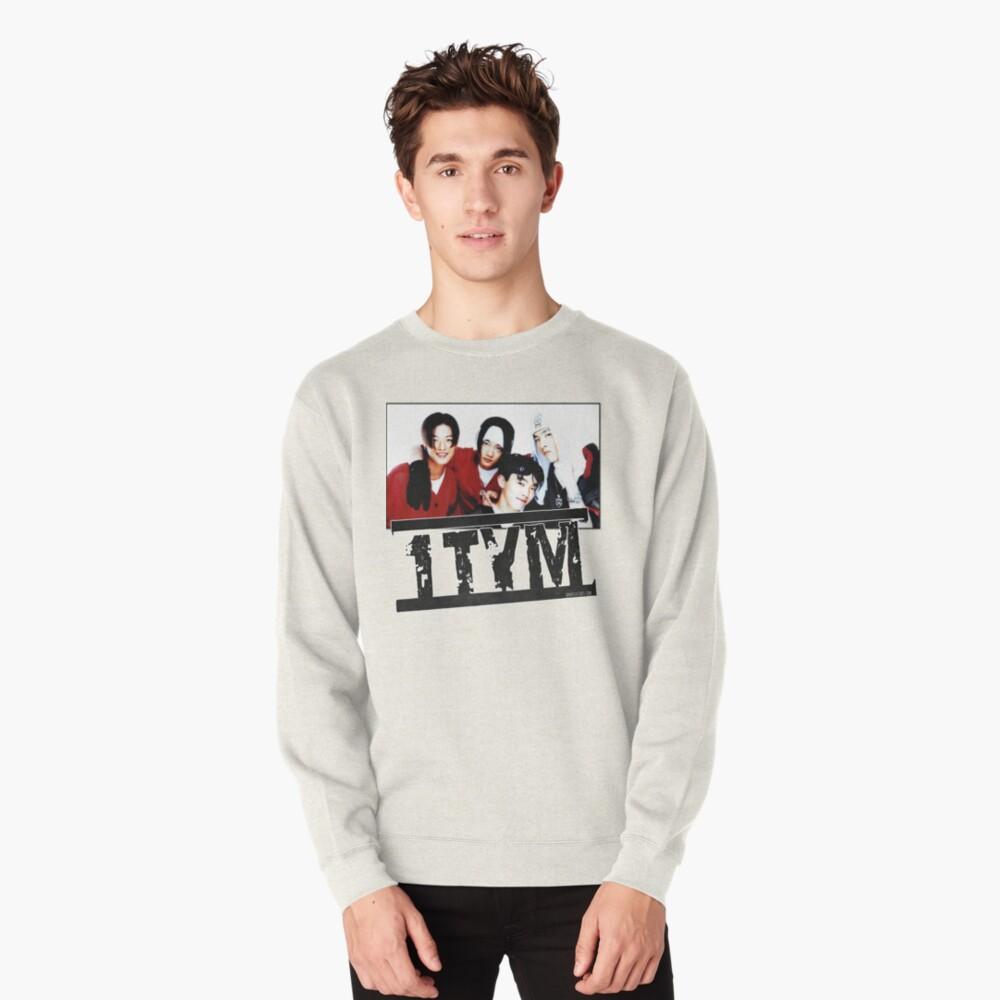 1tym smiles 원타임 90s kpop Pullover Sweatshirt