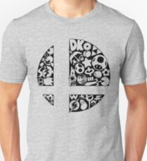 Camiseta ajustada Symbol SmashBall