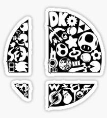 Symbol SmashBall Sticker