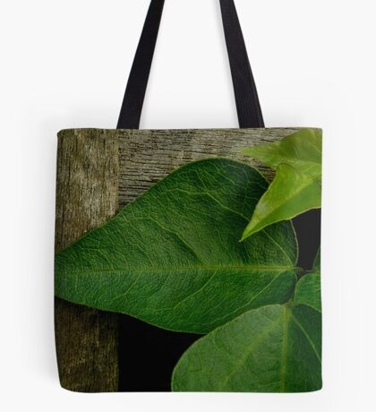 Between the Timbers Tote Bag