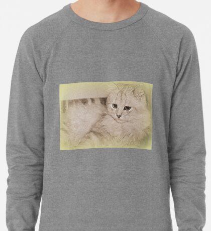 Erinnerungen an meine Kitty Leichtes Sweatshirt