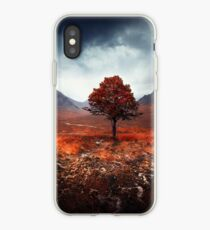 Moody Days iPhone Case