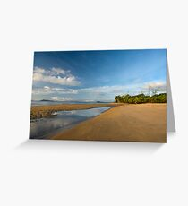 Early Light, Wongaling Beach Greeting Card