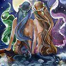 Heavenly Bodies by Robin Pushe'e
