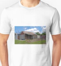Slab Hut, Sofala, New South Wales, Australia T-Shirt