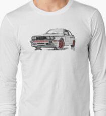 E30 Old School Long Sleeve T-Shirt