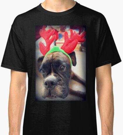 Es ist diese Zeit des Jahres wieder ... Bah Humbug ... - Boxer Dogs Series Classic T-Shirt