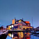 Göteborgs Opera by George Limitsios
