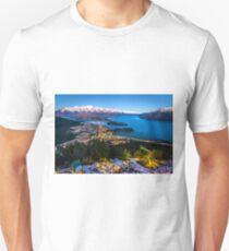 Queenstown Glow Unisex T-Shirt