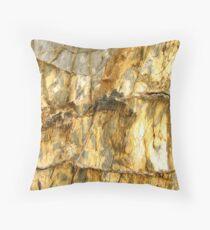 Glasshouse Mountain Throw Pillow