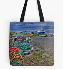 A Fisherman's Office Tote Bag