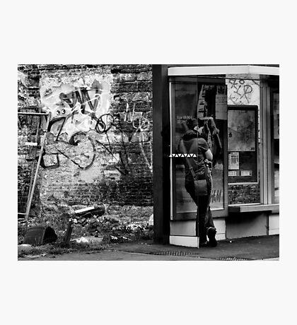 Urban decay Photographic Print