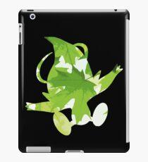 Celebi used leaf storm iPad Case/Skin