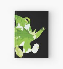 Celebi used leaf storm Hardcover Journal