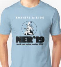 Kokikai Aikido Nordost Region Seminar 2019 Slim Fit T-Shirt
