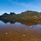 Moonlight vista, Cradle Mountain, Tasmania by tasadam