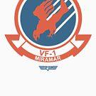 Kopie der Top Gun - VF-1 Miramar HD Light Original von Candywrap Design