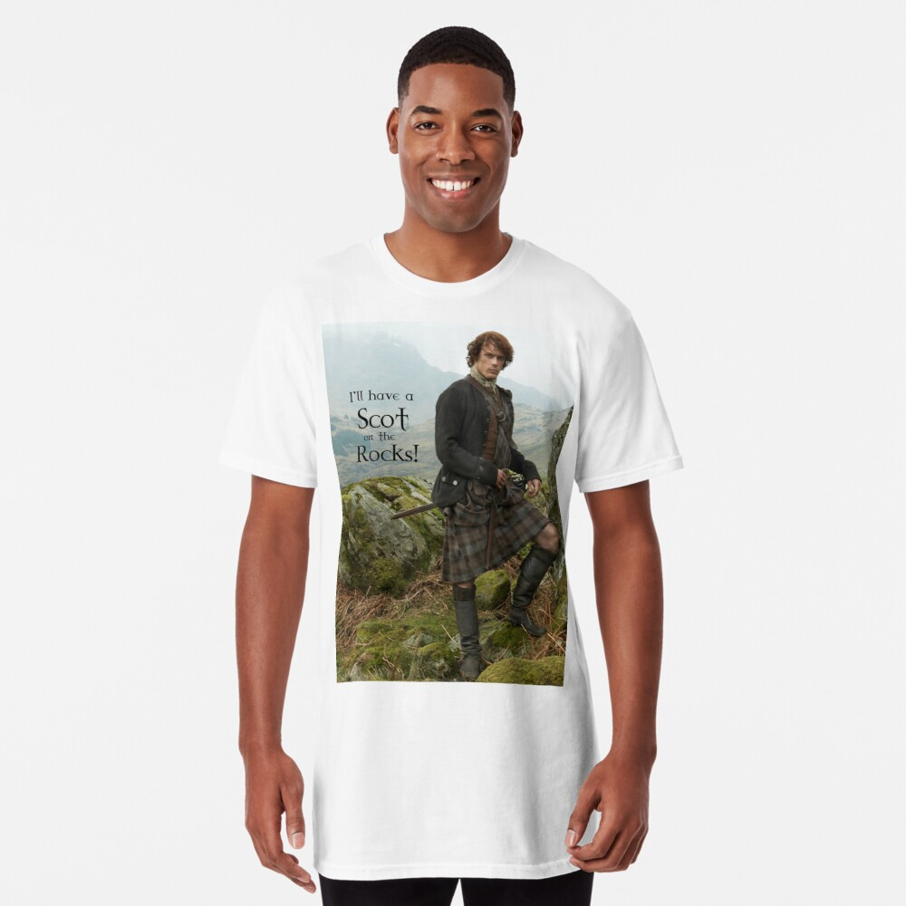 I'll have a Scot on the Rocks!  Long T-Shirt