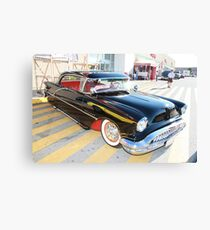 High Gloss Custom Canvas Print