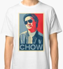Camiseta clásica La resaca Sr. Chow