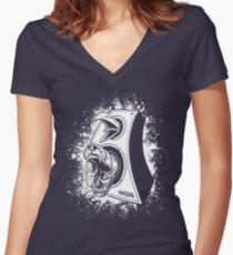 birDog Women's Fitted V-Neck T-Shirt