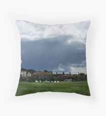 Cley Throw Pillow