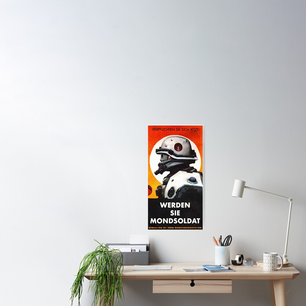 Mondsoldaten Poster