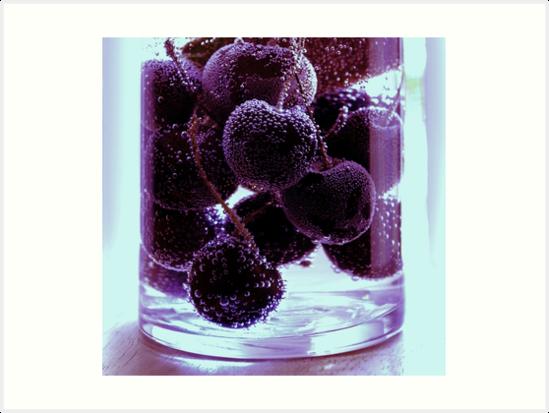 Berry Purple by Mattie Bryant