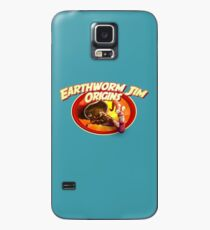 earthworm jim origin Case/Skin for Samsung Galaxy