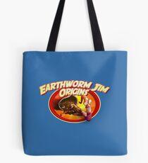 earthworm jim origin Tote Bag