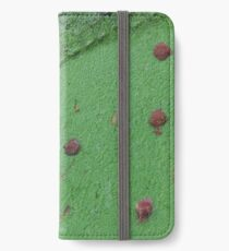 Wedding crocodile iPhone Wallet/Case/Skin
