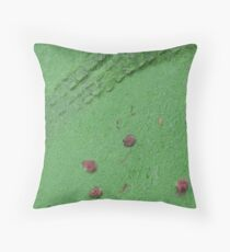 Wedding crocodile Throw Pillow