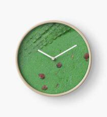 Wedding crocodile Clock
