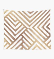 Geometric DESMOS-Goldy Wall Tapestry