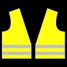 #Yellow, #high-#visibility #clothing, patriotism, symbol, design, illustration, rows, striped by znamenski