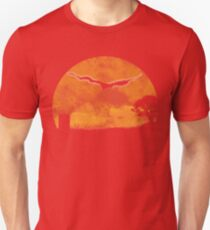 A Crack in the Universe! - Doctor Who Unisex T-Shirt