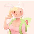 Pink Fionna by kodabomb