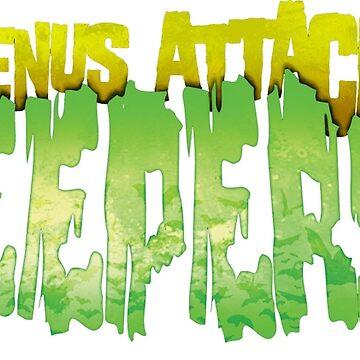 Venus Attacks Creepersin Logo by Creepersin