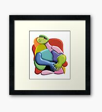 Candy Picasso Le Reve Framed Art Print