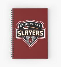 Sunnydale Slayers Spiral Notebook