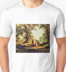 Road To Emmaus Slim Fit T-Shirt
