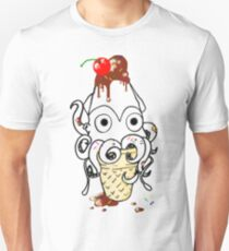squidcream cone 2 Unisex T-Shirt