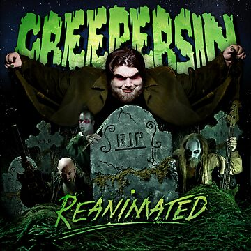 Reanimated Cover by Creepersin