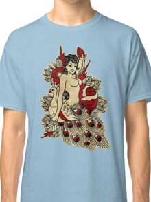 Pinup & Peacock Classic T-Shirt