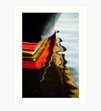 Annapolis Study 1 Art Print